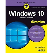 WINDOWS 10 ANNIVERSARY FOR DUMMIES