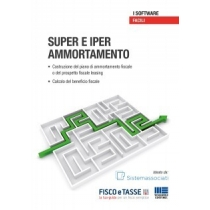 Super e Iper ammortamento software MAGGIOLI