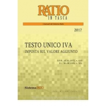 Testo unico IVA - RATIO